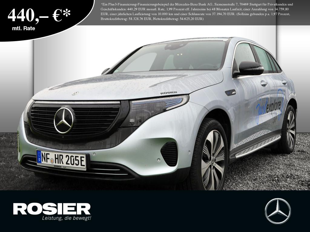 Mercedes-Benz EQC 400 4M, Jahr 2020, Elektro