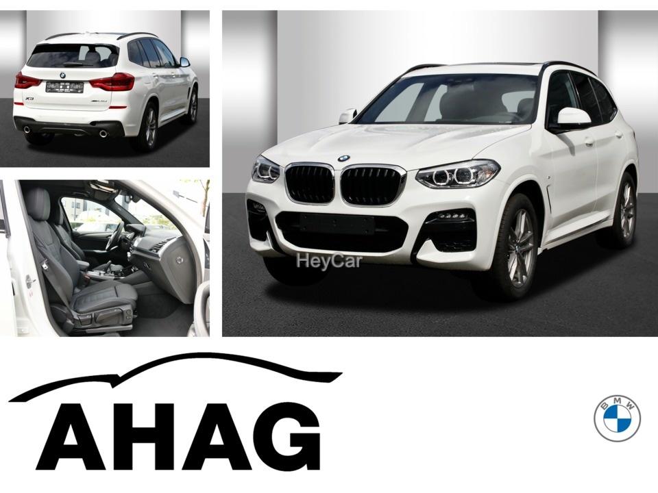 BMW X3 xDrive20d M SPORT AT Innovationsp. Panorama, Jahr 2020, Diesel