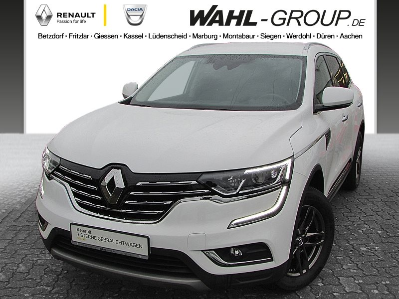 Renault Koleos Life dCi 130 4x2 (AHK/8xRÄDER/WINTER), Jahr 2018, diesel