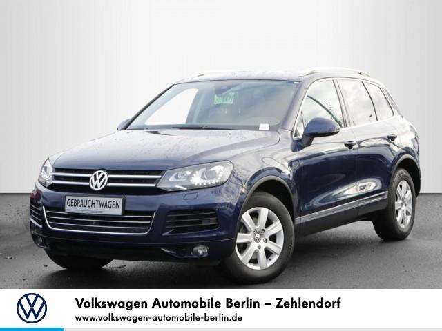 Volkswagen Touareg 3.0 V6 TDI Autom. Navi Wankausgleich Standh., Jahr 2012, Diesel
