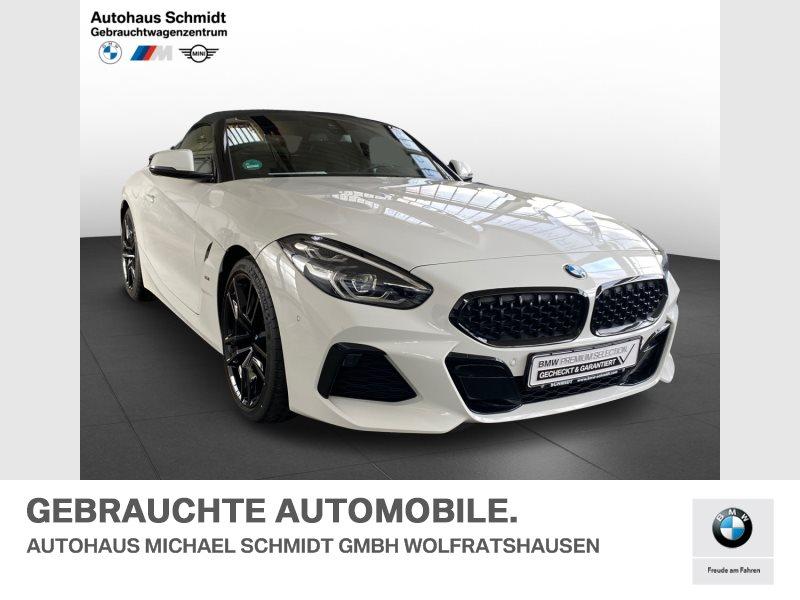 BMW Z4 sDrive20i M Sportpaket*19 Zoll*Memory*ACC*Head Up*, Jahr 2020, Benzin