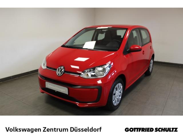 Volkswagen up! move *Radio*Klima*, Jahr 2018, Benzin