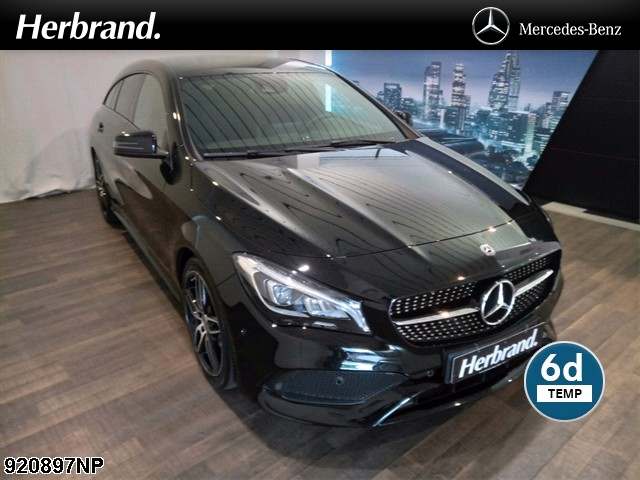 Mercedes-Benz CLA 250 Shooting Brake AMG Line Night LED Navi, Jahr 2019, Benzin
