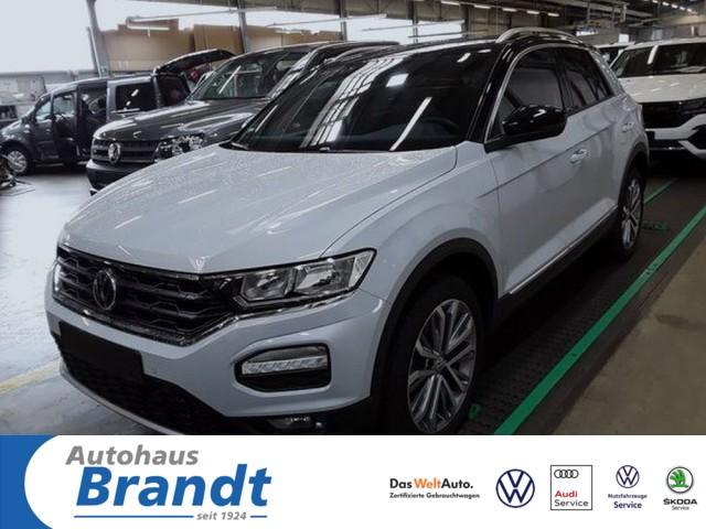 Volkswagen T-Roc 2.0 TDI Style DSG*NAVI*ACC*AHK*ACTIVE INFO, Jahr 2020, Diesel