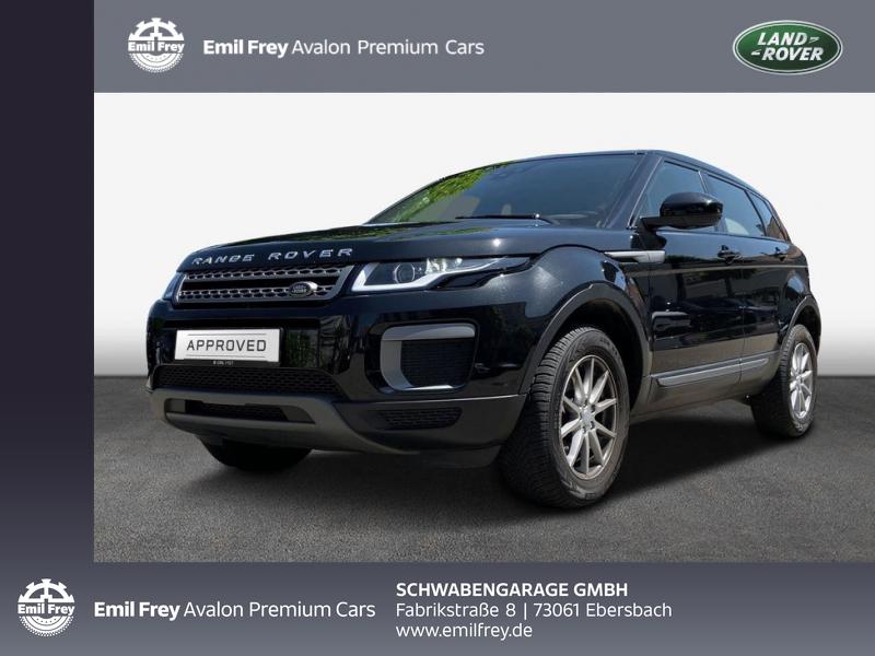Land Rover Range Rover Evoque TD4 Pure Klima+Regensensor, Jahr 2016, Diesel