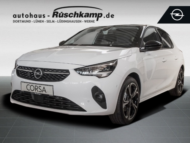 Opel Corsa F Elegance 1.2 Turbo EU6d LED Touch SHZ BT, Jahr 2021, Benzin