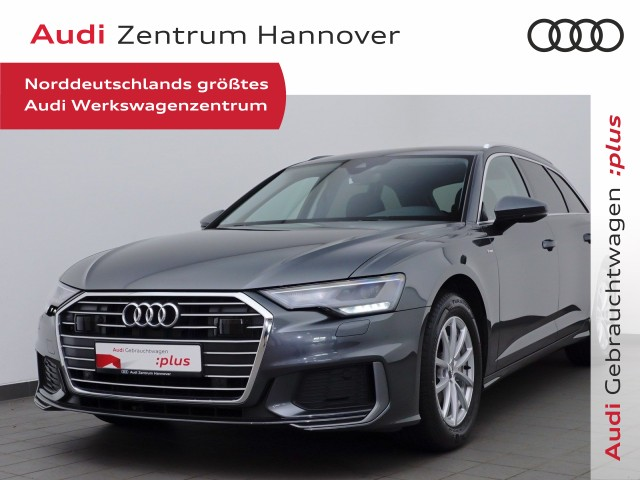 Audi A6 Avant 40 TDI AHK virtual ACC LED Kamera Navi, Jahr 2019, Diesel
