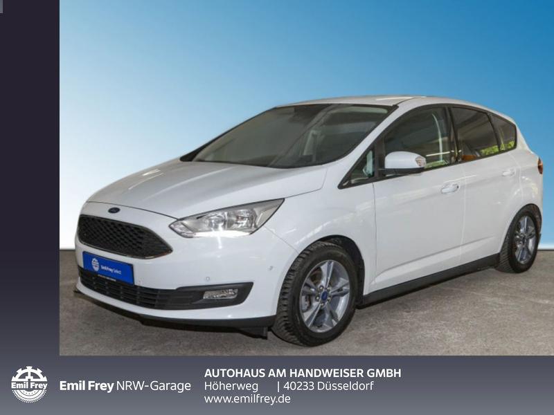 Ford C-Max 1.0 EcoBoost COOL&CONNECT,Park-Assist.,Winter Paket, BLIS, Jahr 2019, Benzin