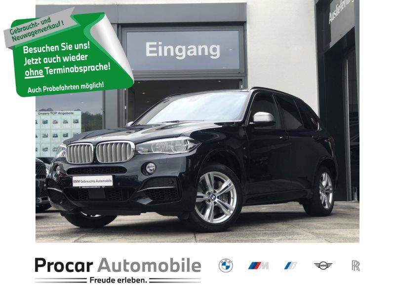 BMW X5 M50d LED HuD AHK RFK DA Pano HiFi, Jahr 2017, Diesel