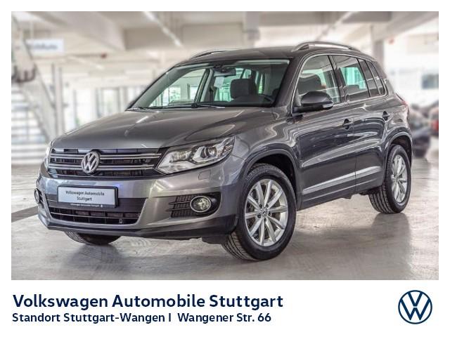 Volkswagen Tiguan Lounge 2.0 TDI Xenon Navi Kamera SHZ, Jahr 2015, Diesel