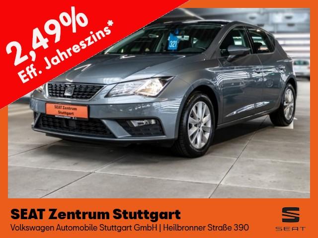 Seat Leon Style 1.4 TSI *Panorama* *Tempomat* *Full Link* *PDC Hinten*, Jahr 2017, Benzin