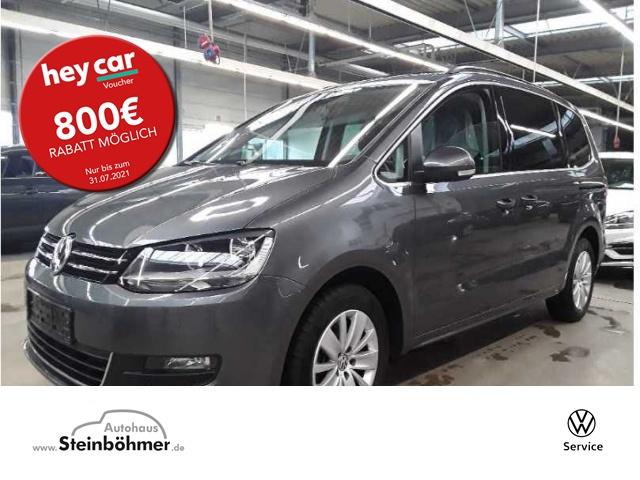 Volkswagen Sharan Comfortline 2.0TDI Navi AHK Winterpaket, Jahr 2020, Diesel
