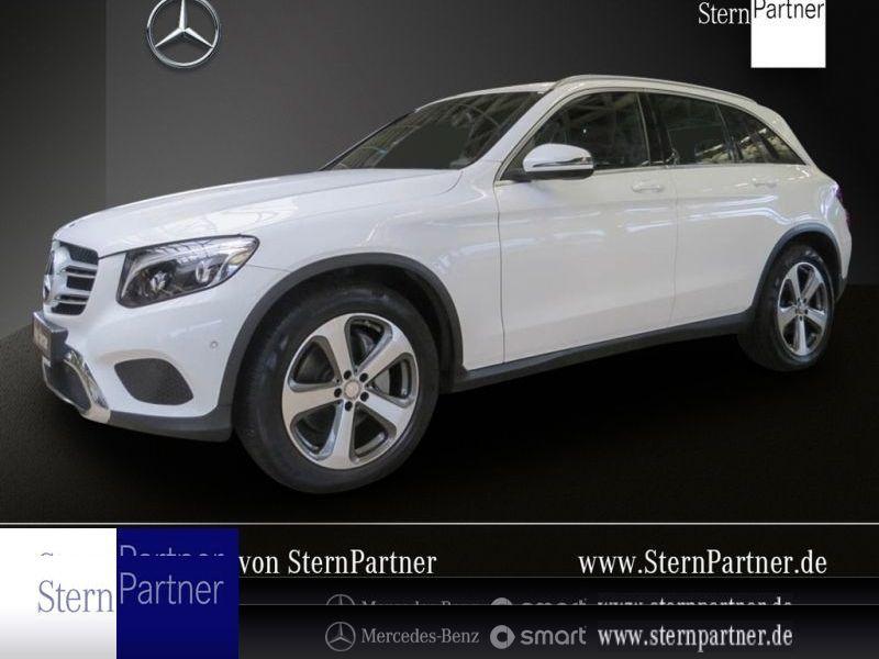 Mercedes-Benz GLC 220 d 4M AHK LED Kamera Navi eHeckklappe 19', Jahr 2015, Diesel