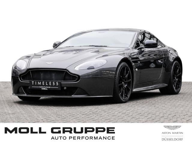 Aston Martin V12 Vantage S Sportshift, Meteorite Silver, Jahr 2014, Benzin