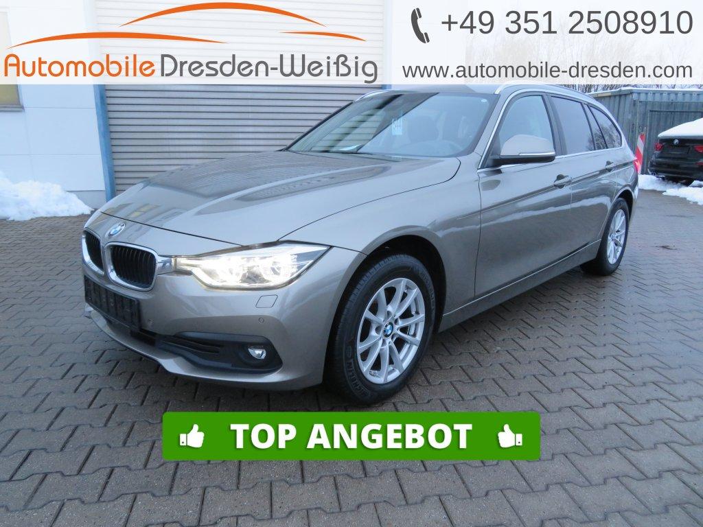BMW 320 d Touring xDrive Advantage*Navi Prof*HeadUp*, Jahr 2017, Diesel