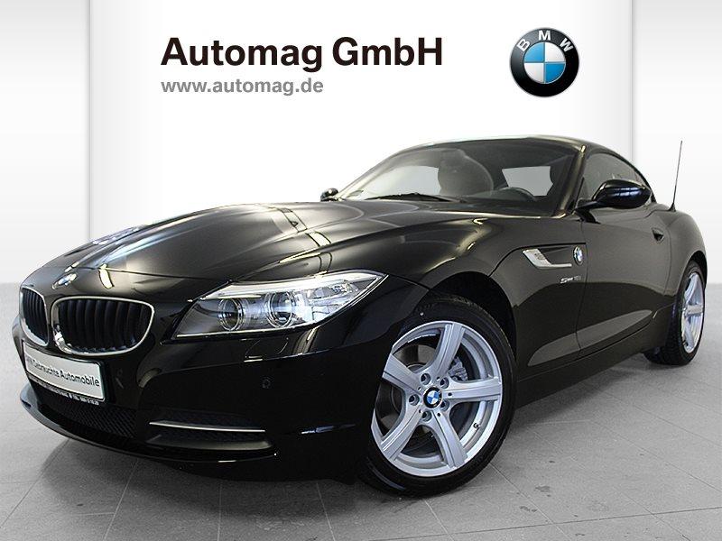 BMW Z4 sDrive18i 1.Hd.*Scheckheft*Sitzhzg.*PDC*Freisprech., Jahr 2016, petrol