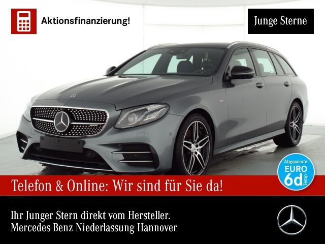 Mercedes-Benz E 53 AMG T 4M+ Fahrass.Wide.Pano.Multi COM.360°, Jahr 2019, Benzin
