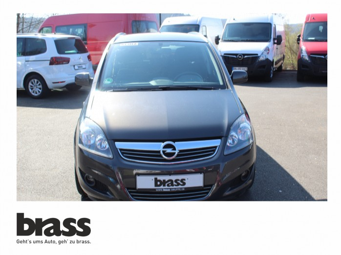 Opel Zafira 1.8 Family, Jahr 2013, Benzin
