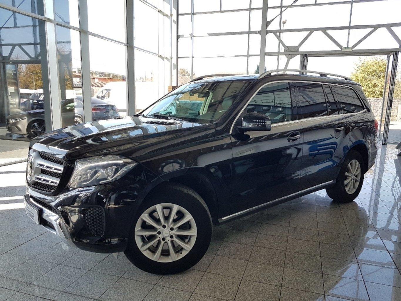 Mercedes-Benz GLS 350 d 4M AIRMAT-DISTRONIC-360°-FAHRASSISTENZ, Jahr 2016, Diesel