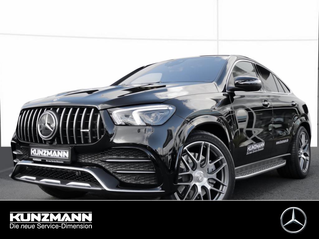 Mercedes-Benz AMG GLE 53 4MATIC+ Coupé MBUX Navi 360°, Jahr 2021, Benzin