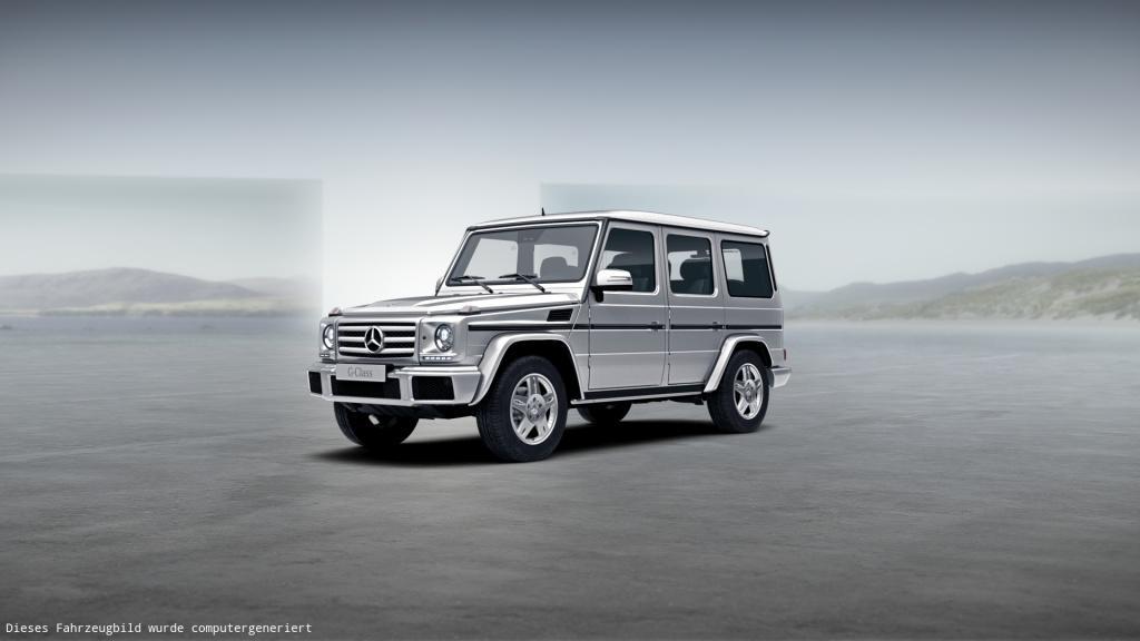 Mercedes-Benz G 350 d Designo/Harman/HUD/Memory, Jahr 2016, Diesel