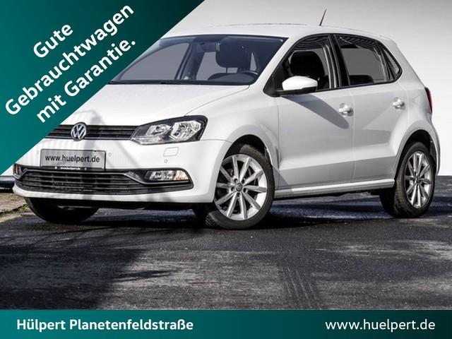Volkswagen Polo 1.2 Highline DSG KLIMA ALU PDC SHZ, Jahr 2017, Benzin