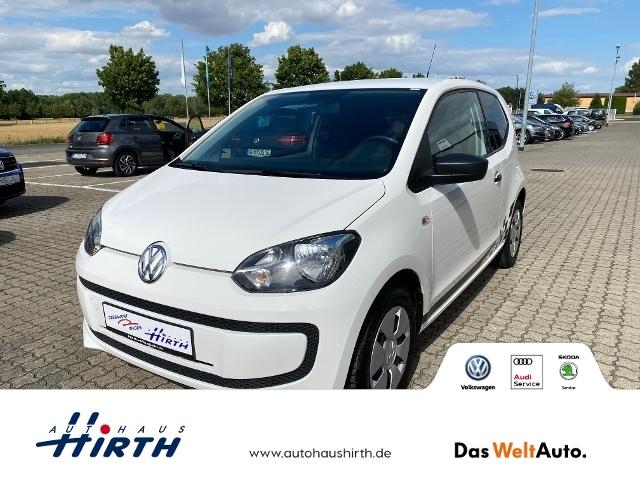 Volkswagen up! TakeUp 1.0 KLIMA, Jahr 2013, Benzin