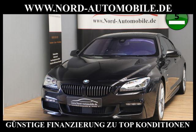 BMW 640 Gran Coupé d xDrive*M Sport*LED*Head-Up*20*, Jahr 2015, Diesel
