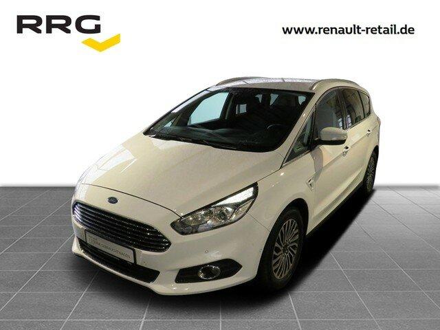 Ford S-Max 1.5 EcoBoost Titanium 7-Sitze 0,99% Finanz, Jahr 2019, Benzin