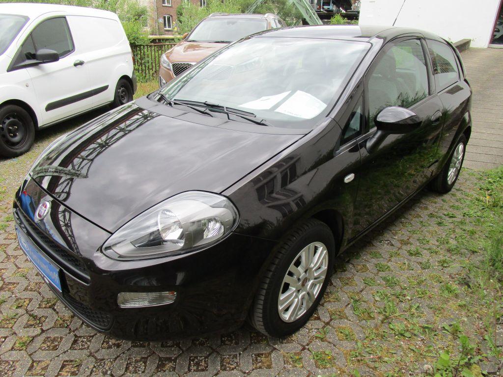 Fiat Punto 1.2 8V More Start&Stopp, Jahr 2013, Benzin