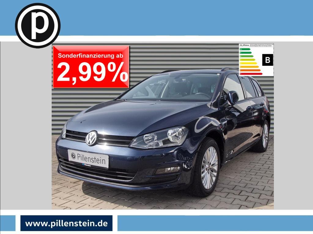 Volkswagen Golf 1.4 TSI CUP PARKLENK-ASS. NAVI KLIMA SITZH., Jahr 2015, Benzin