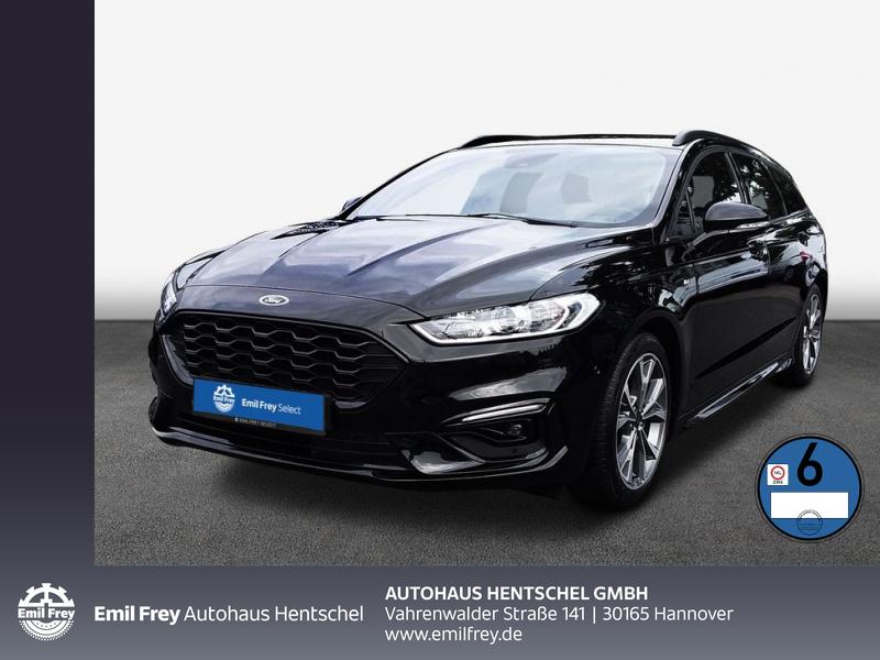 Ford Mondeo Turnier 2.0 EcoBlue Aut. ST-Line, Jahr 2019, Diesel