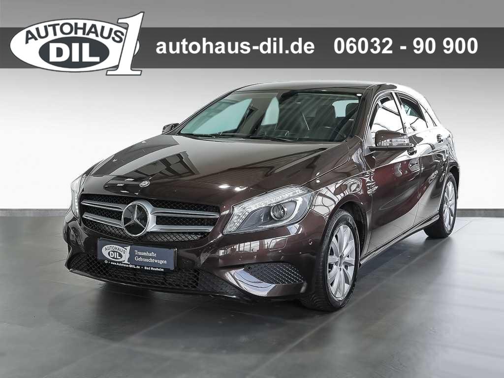 Mercedes-Benz A 180 7G-DCT Urban *RFK*Navi*Xenon*, Jahr 2015, Benzin