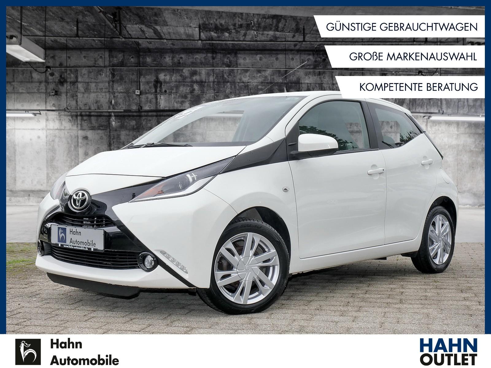 Toyota Aygo x-play touch Rückfahrkam Klima Bluet LM X-Look, Jahr 2014, Benzin