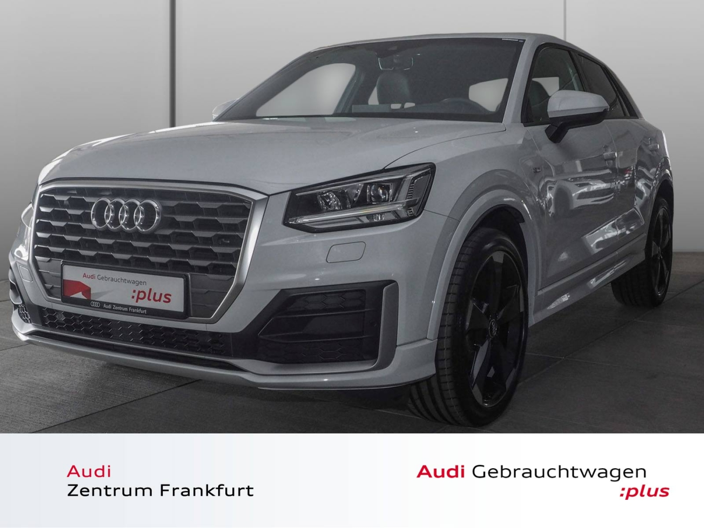 Audi Q2 1.6 TDI sport S Line Navi VC LED HUD S-Line A, Jahr 2016, Diesel