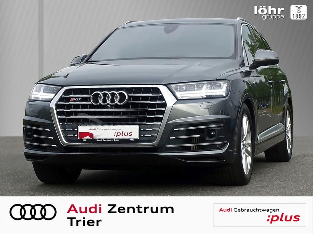 Audi SQ7 4.0 TDI quattro tiptronic, Jahr 2017, Diesel
