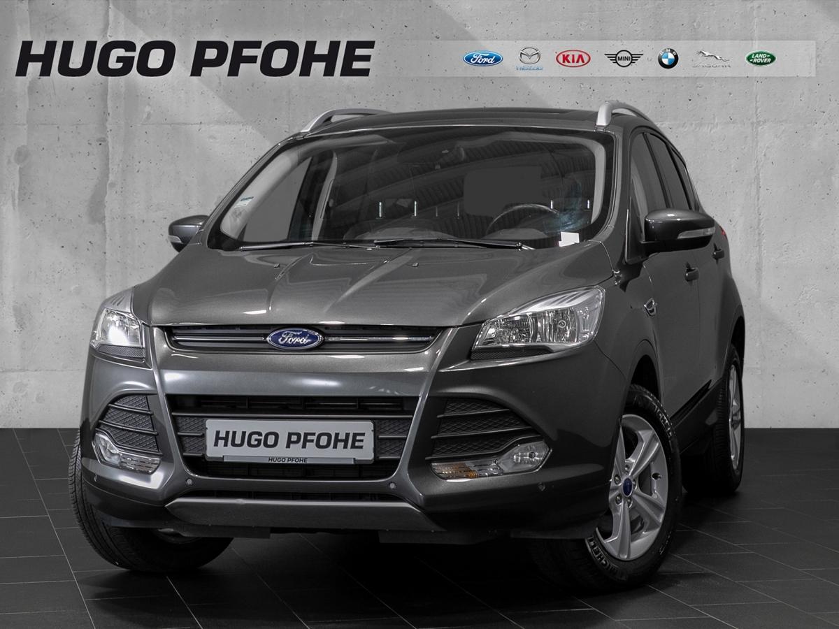 Ford Kuga Trend 1.5 EcoBoost 2x4 110kW Sports Utility, Jahr 2016, Benzin