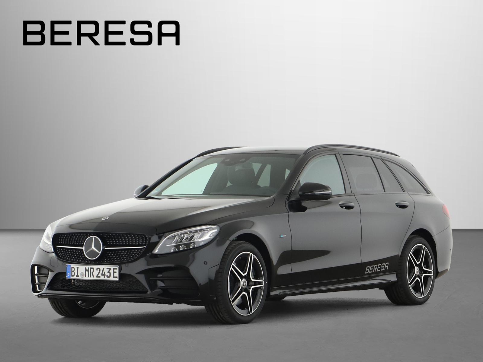 Mercedes-Benz C 300 e T AMG Fahrassist. Night LED AHK Kamera, Jahr 2021, Hybrid