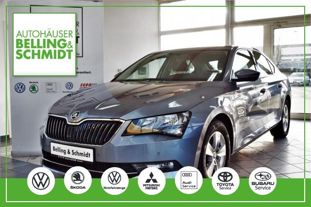 Skoda Superb 1.4 TSI GreenTec Xenon Sitzhzg. ParkPilkot, Jahr 2016, Benzin