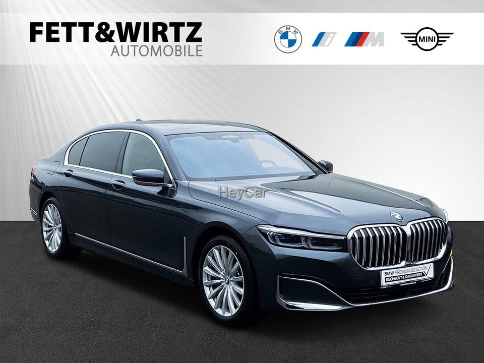 BMW 745Le xDrive HUD Pano Leas. ab 1.042,- br.o.Anz., Jahr 2020, Hybrid