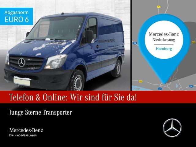 Mercedes-Benz Sprinter 211 BlueTEC Kasten Kompakt AHK Audio 10, Jahr 2016, Diesel