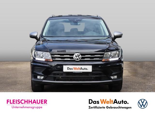 Volkswagen Tiguan Allspace Comfortline 1.5 TSI ACT 7-Sitzer NAVI AHK, Jahr 2020, Benzin