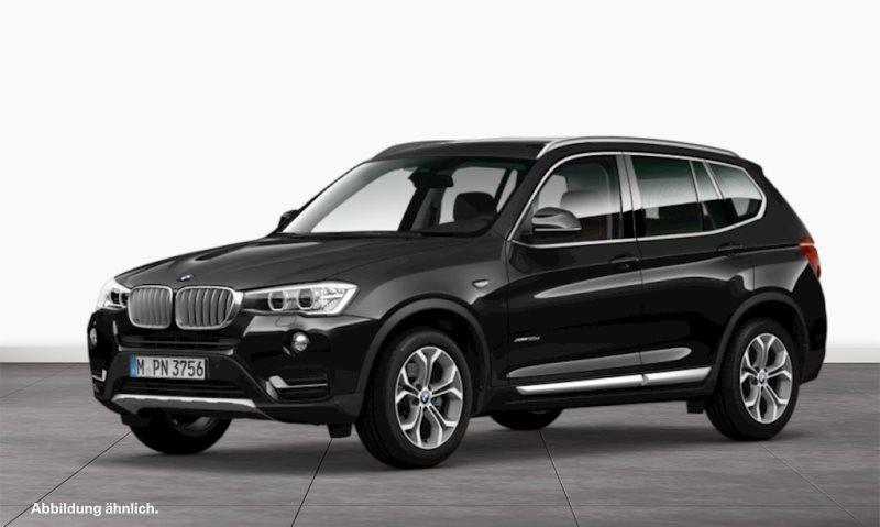 BMW X3 xDrive30d xLine Head-Up HiFi Xenon Pano.Dach, Jahr 2017, Diesel