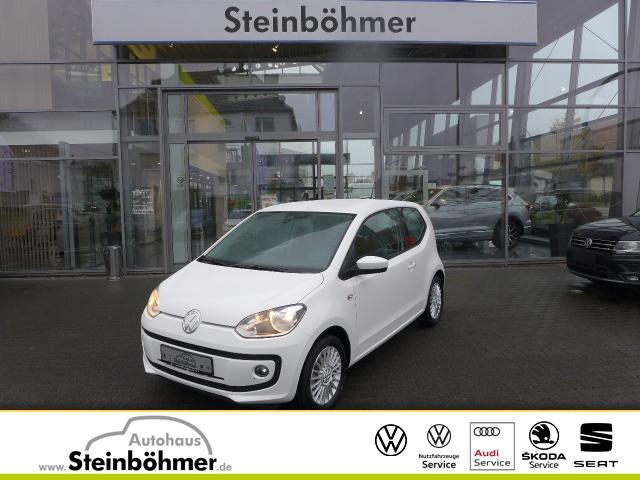 Volkswagen up! move up! 1.0l Klima SHZ ParkPilot Tempomat, Jahr 2013, Benzin
