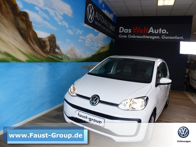 Volkswagen up! move up! KLIMA Bluetooth 4-TÜRER, Jahr 2017, Benzin