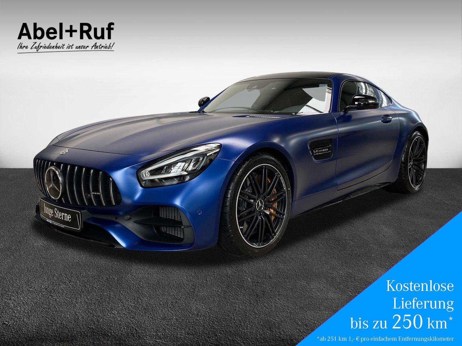 Mercedes-Benz AMG GT C+Panorama+Sitzklimat.+Keramik+LED+COMAND, Jahr 2019, Benzin