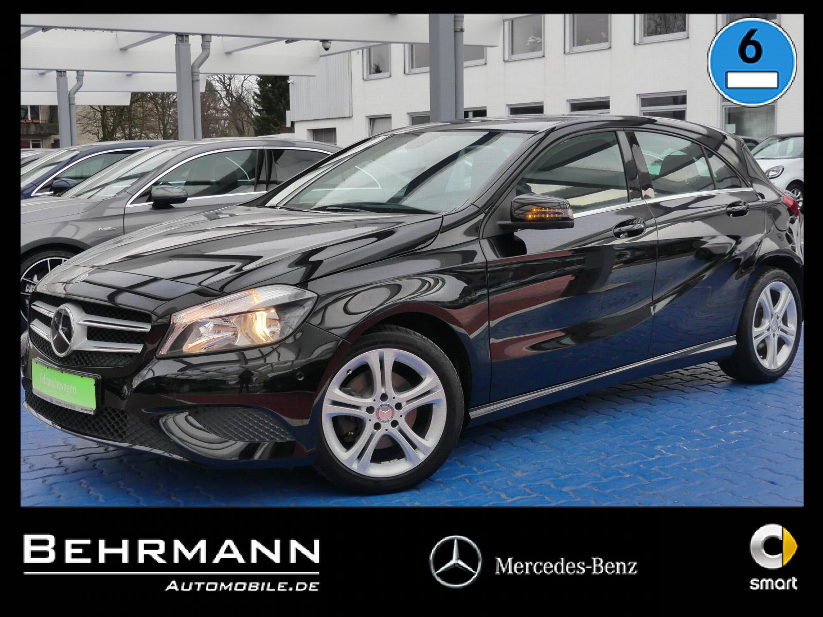 Mercedes-Benz A 200 Urban +Standheizung+R-Kamera+Tempomat+AHK+, Jahr 2013, Benzin