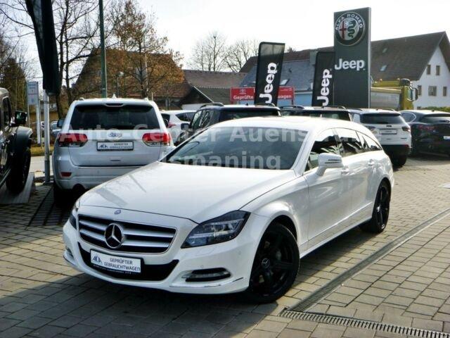 Mercedes-Benz CLS 350 CDI 4MATIC 7G Shooting Brake LED SD, Jahr 2013, Diesel