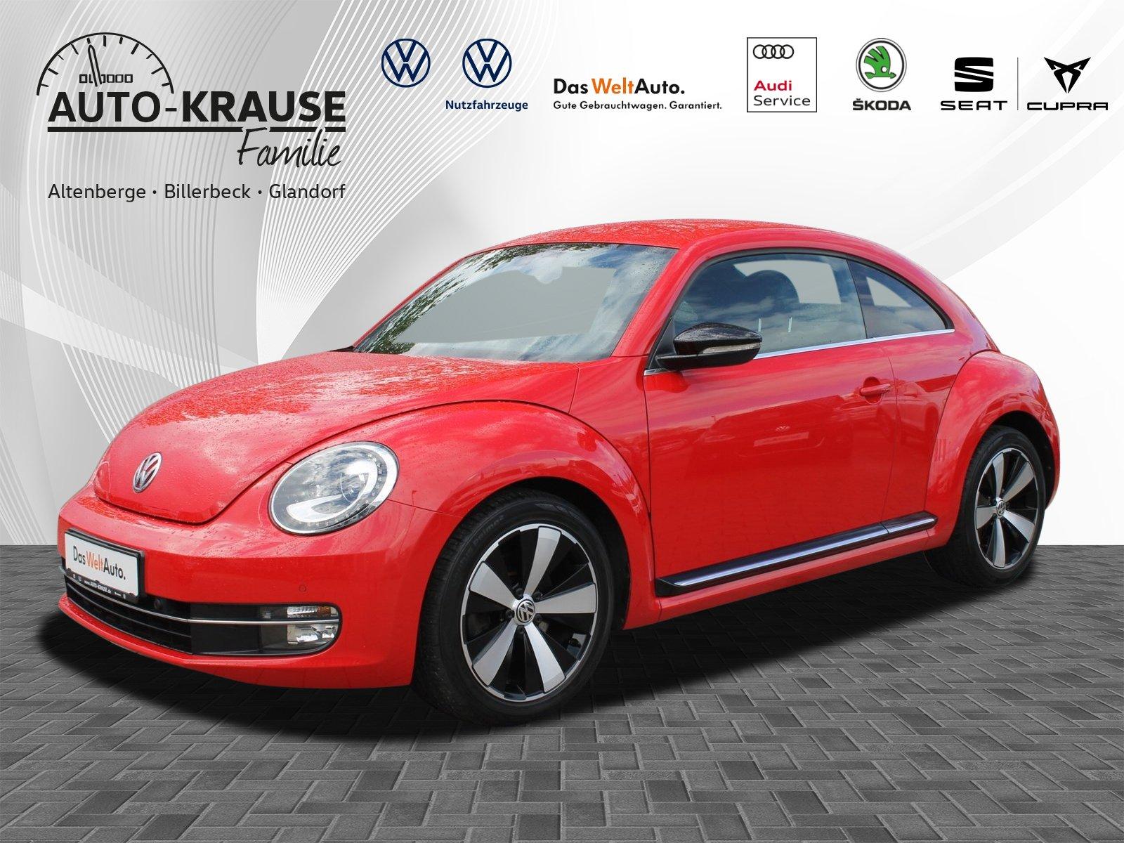 Volkswagen Beetle 1.4 TSI Sport Leder,Bi-Xenon,Navi,Sound, Jahr 2013, Benzin