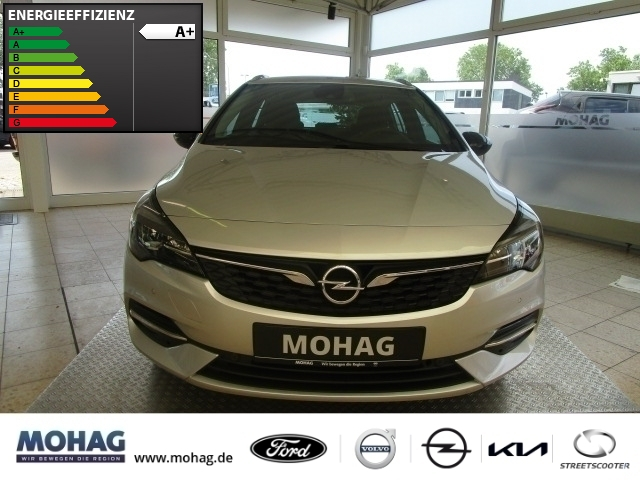 Opel Astra Sports Tourer 1,5l *Navi-Sitzheizung-LED* -EU6d-T-, Jahr 2020, Diesel